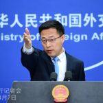「美軍播毒說」代表中國政府立場?趙立堅:個人義憤