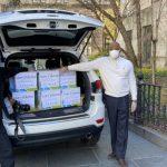 北美攝影協會 向布碌崙捐贈防疫物資
