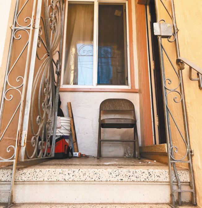 發生入室搶案的灣景區Van Dyke街,過去是非裔聚居地,已有更多華裔遷入。(記者李秀蘭/攝影)