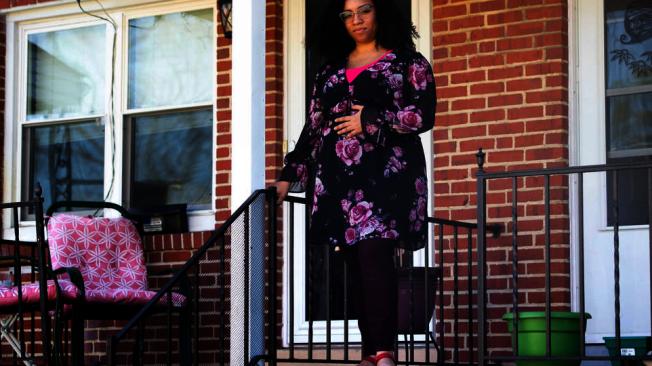 受新冠肺炎疫情影響,美國許多準媽媽準備在家分娩。圖中孕婦與本新聞無關。Getty Images