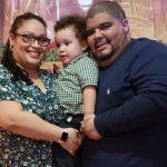 2歲孩子父親感染新冠肺炎 茶未涼就死了