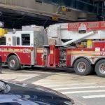 紐約地鐵七號線皇后區站 驚傳男子跳軌自殺