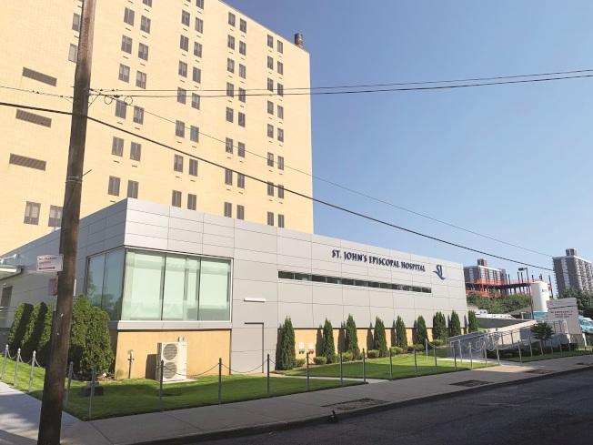 聖約翰主教醫院已治癒120名患者。(聖約翰主教醫院提供)