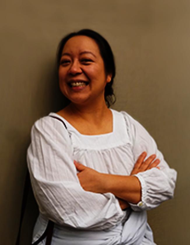 華女莊士晟日前在進行社工服務時,感染新冠肺炎,於兩周前去世。(取自哥大社工學院網站)