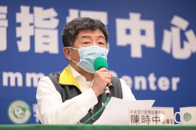 世界衛生組織秘書長譚德塞指責台灣,中央流行疫情指揮中心指揮官陳時中表示,「與其罵台灣,不如花點時間向台灣學習。」(中央社)
