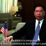 台灣模式抗疫可行 吳釗燮指「北京還在宣傳假訊息」