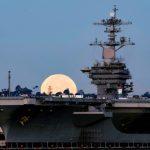 美軍太平洋戰力告急:「羅斯福號」1死 已585確診