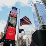 悼念疫情死難者  川普宣布全美降半旗3天