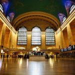 〈圖輯〉紐約暫停/「世界中心」關門三周 鴿子在中央車站自由走