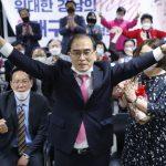 星期人物/太永浩 從平壤外交官當到江南區國會議員