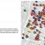 東村社區組織創建線上地圖 可查仍營業關鍵企業