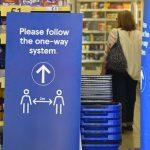 買菜4個動作 保護超市工作人員