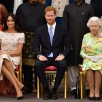 女王94歲生日  哈利梅根與亞契  ZOOM視訊祝賀