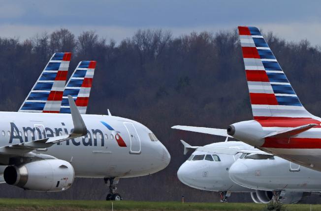 小企業抱怨川普政府與國會通過的企業紓困法,漏洞太多,都被包括像航空業的大企業搶走。(美聯社)
