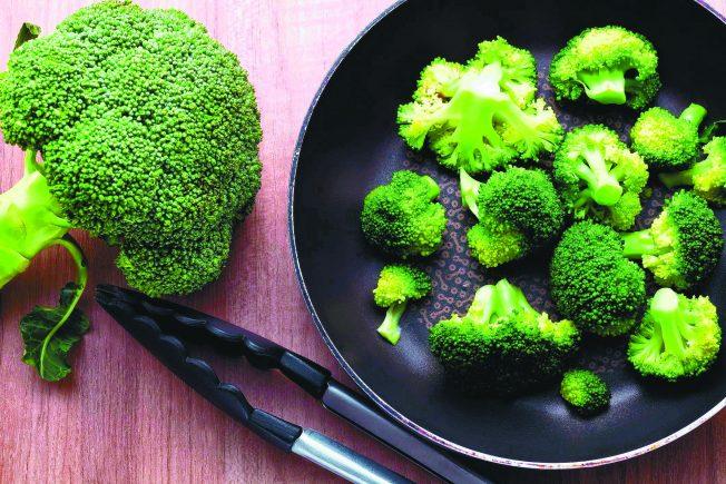 别小看花椰菜!研究:日喝半杯菜汁 有效抗空污