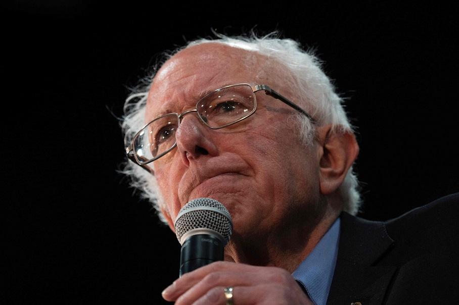 兩次投身總統大選的聯邦參議員桑德斯,8日宣布退出2020總統大選選戰。(Getty Images)