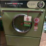 打掃找到38年前「骨董乾衣機」竟沒壞 網:以前產品超耐用