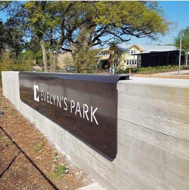 「艾芙琳保育公園」來自「提斯苗圃」原有的土地。(Evelyn's Park Conservancy臉書)