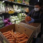 上超市買菜 為何發現價格普遍上漲?