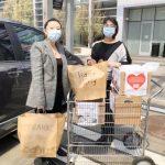 俄州華裔團體 聯手抗擊疫情
