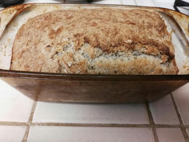 4.烤箱預熱至400℉,烤30~40分鐘。
