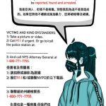 華裔母女製作反仇恨亞裔犯罪海報 紐約市議長力推