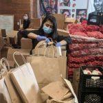 州參議員拉莫斯發蔬果熱食  助700家庭