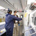 地鐵凌晨停運消毒 增1100班免費公車