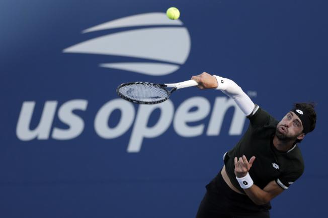 美網賽事可能移師西岸,也不排除延後至11月,並將「閉門」納入選項。(美聯社)