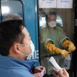 檢測車進華埠 有抗體不保證免疫