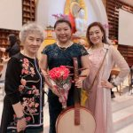 崔迪許暢 發揚傳統「阮」樂器