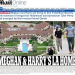 找到了!哈利與梅根在美國1800萬元豪宅 屋主是超大咖男星