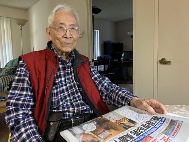93歲蘇林華 筆耕不輟
