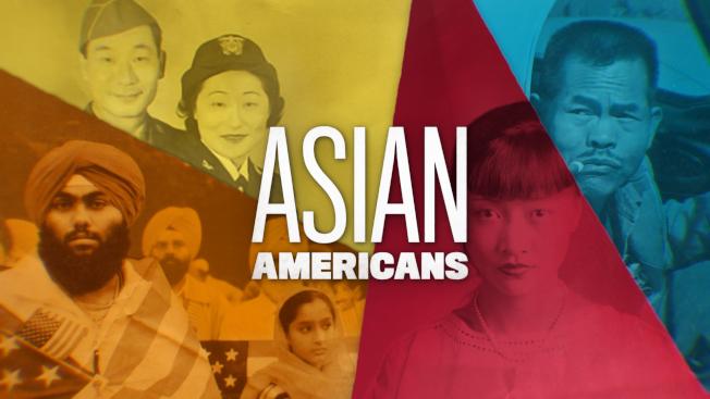 5集歷史紀錄片系列《亞裔美國人》將於5月11日和12日在PBS首映。(PBS提供)