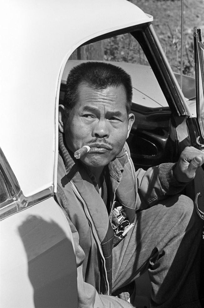 Larry Itliong領導菲律賓勞工發起「The Grape Strike」。(PBS提供)