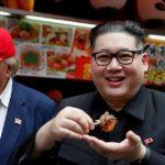 模仿藝人打臉金正恩替身說 「北韓沒有人像他那麼胖」