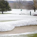 紐約中央公園5月雪! 美東最晚最冷的一天 多州低溫創紀錄