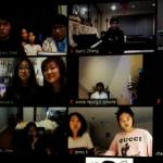華裔音樂孩子網路義演 為一線醫護籌款