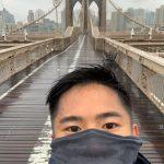 華裔準消防員為華埠奔跑  12小時跑61哩  籌款2萬