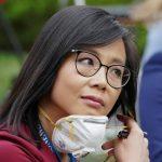 「每天都有人喪命…檢測當賽事?」 川普嗆華裔女記者:去問中國