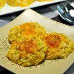 料理功夫|雞蛋起司白花椰烤餅