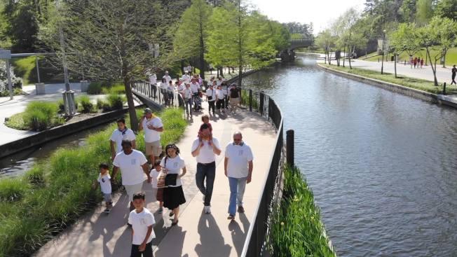 「伍德蘭茲水道」是居民重要休閒場所。(伍德蘭茲臉書)