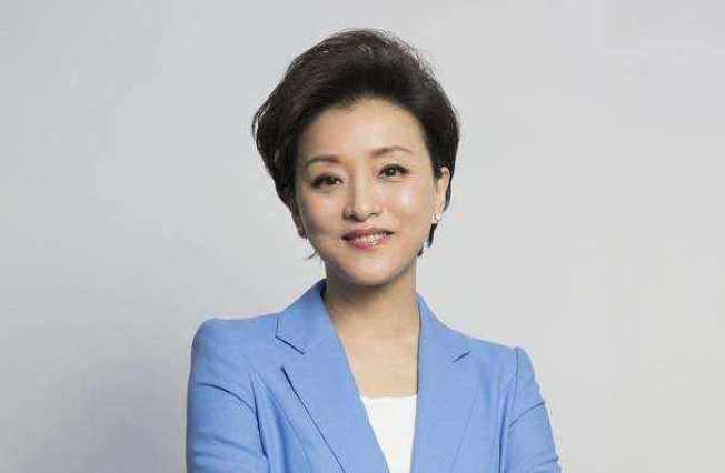 中國電視節目主持人楊瀾。圖/取自澎湃新聞