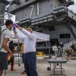 兩度檢測陰性 羅斯福號5水兵復陽 凸顯軍方防疫難