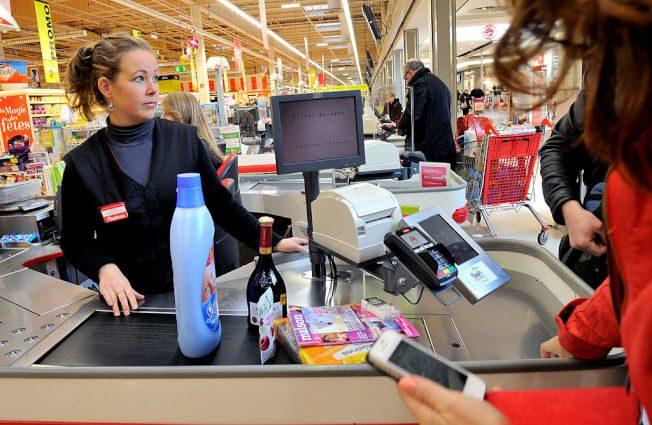 財富人生/超市員工的戰疫「薪情」