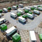 新冠肺炎疫情蔓延 南韓民眾走向戶外瘋露營
