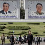 金正恩又被賜死!北韓移除前領袖肖像 專家研判他過世