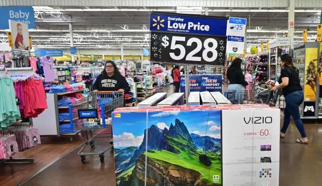 FTI Consulting調查指出,四成美國人不會購買中國貨。(Getty Images)