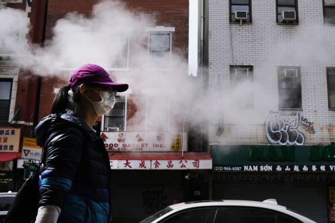 全美餐館陷入重新開業復工的挑戰,尤其以中餐館業壓力最大。前景茫茫。(Getty Images)