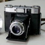 《老照片說故事》父親的蔡司相機